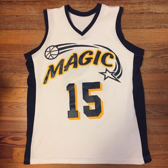 online store 8fca5 9cf40 Throwback Orlando Magic Jersey